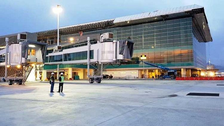 Bangunan YIA tahan gempa dan tsunami, Sumber : investor.id