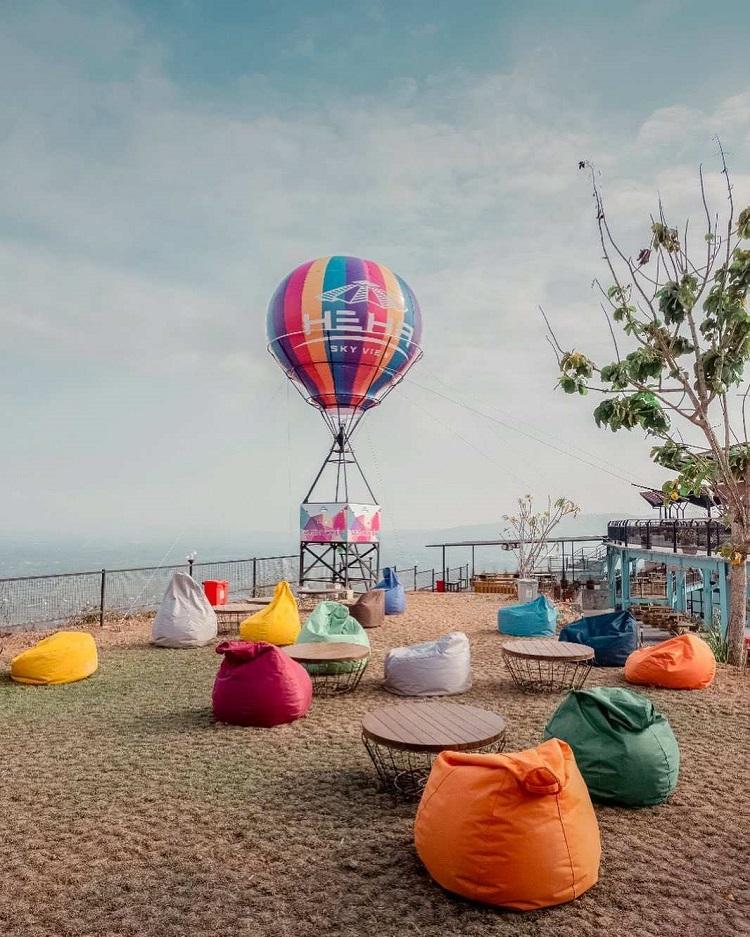 Bean bag, Sumber : wisatamilenial.com