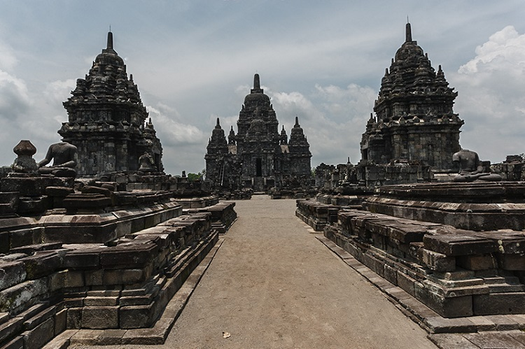 Kompleks Candi Sewu, Sumber : kebudayaan.kemdikbud.go.id