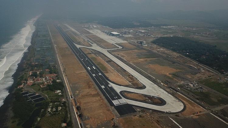 Penampakan runway YIA, Sumber : airmagz.com